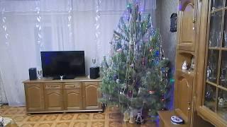 видео Как нарядить новогоднюю красавицу