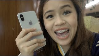 VLOG : I BOUGHT AN IPHONE X!!!
