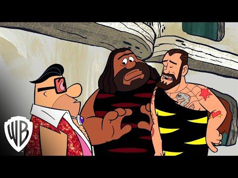 The Flintstones & WWE: Stone Age Smackdown - Rematch