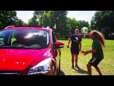 Ford COMMERCIAL Soccer  DETROIT WAZA FLO FULL