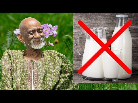 Dr Sebi Why You Shouldn't Consume Milk And Dairy Products