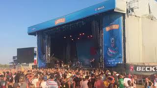 Bosse - Alles ist jetzt Live @ Highfield Festival Großpösna 19.08.2018