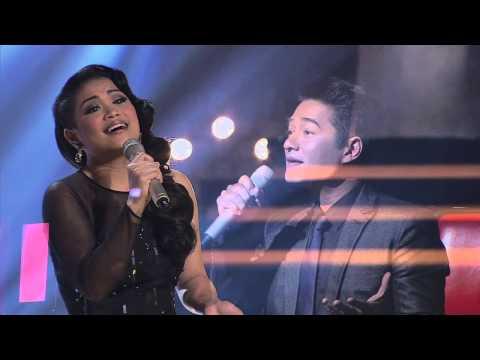 The Voice Thailand - โชว์โค้ชก้อง สหรัถ และ แตงโม วัลย์ลิกา - ช่วงที่ดีที่สุด - 15 Dec 2013