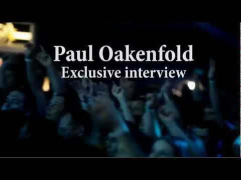 Teaser Paul Oakenfold - Nizhny Novgorod - Нижний Новгород 2011