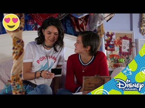 is jonah beck and andi mack dating in real life