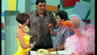 Andre The Giant on Hey Hey It