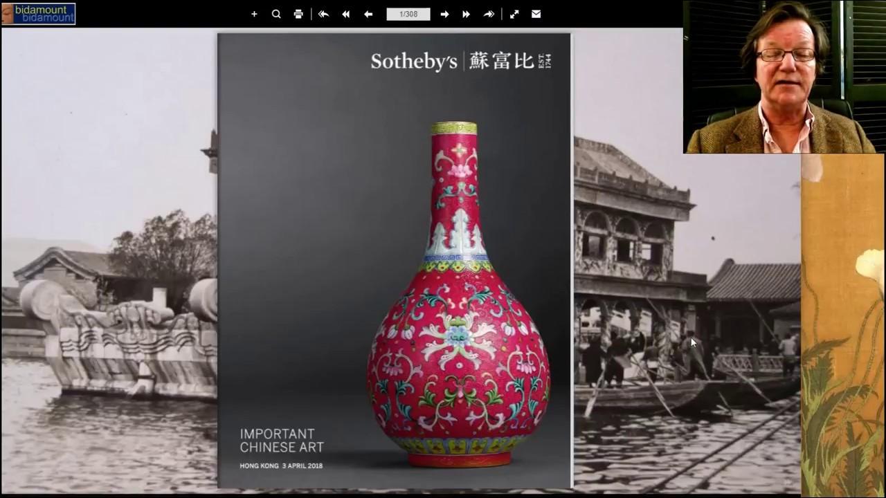 sotheby 39 s auction results hong kong april 2018 youtube. Black Bedroom Furniture Sets. Home Design Ideas