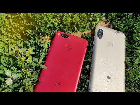 Redmi Note 5 Pro vs Mi A1 : Detailed Camera Comparison (Hindi)