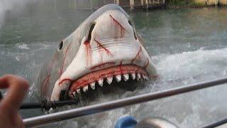 Jaws the Ride - Universal Studios Orlando
