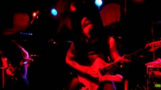Starkill - New Infernal Rebirth - live at the Riot Room in Kansas City, MO 5-19-13