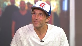 "Jesse Itzler on unplugging and ""Living with the Monks"""