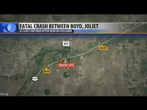 1 person dead in head-on collision on Highway 212