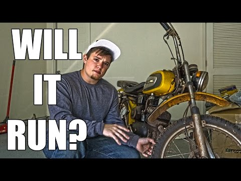 Will It Ever Run?! - Harley Build Series