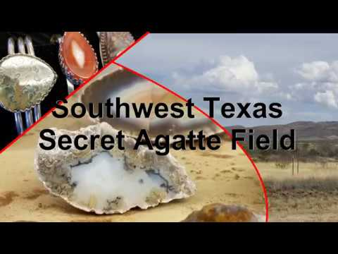 Southwest Texas Agate Gemstones And Minerals