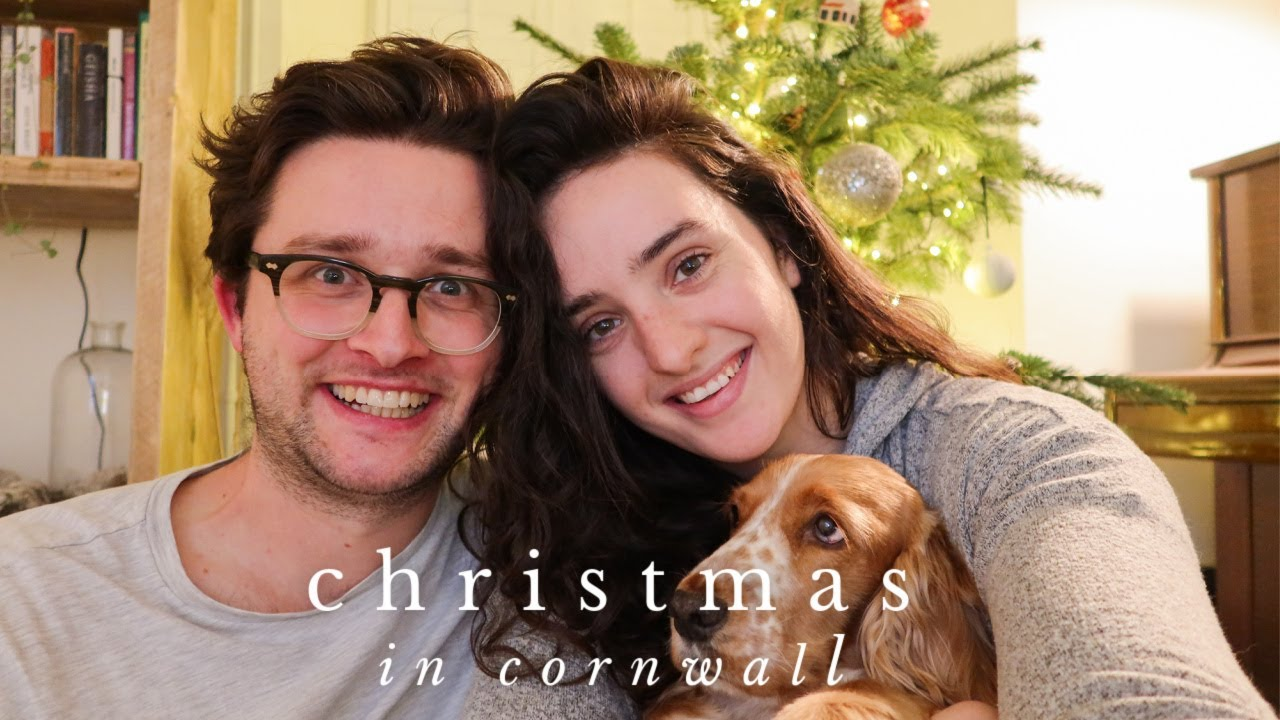 Christmas in Our Cornish Cottage. Vlogmas Day 2