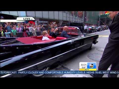 Lady Gaga Good Morning America 2013 HD