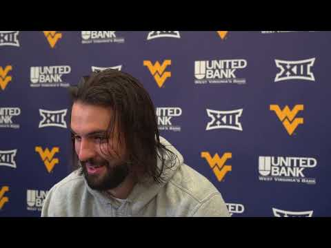 Football: Will Grier Texas Tech Postgame | 10/14/17