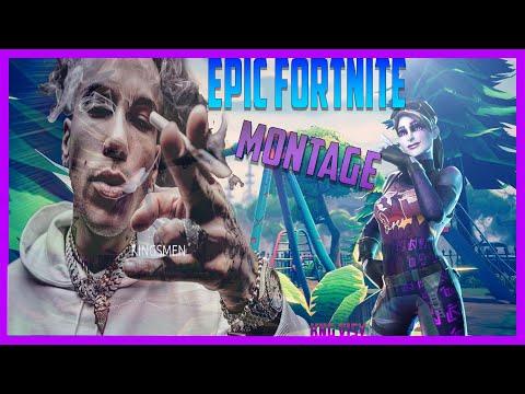 EPIC FORTNITE MONTAGE - Alone [PRZNT] by KnG Visy