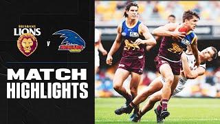 Brisbane V Adelaide Highlights | Round 4, 2020 | Afl