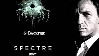 SPECTRE Soundtrack - 06. Backfire
