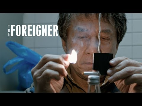 """The Foreigner   """"Return"""" TV Commercial   In Theaters Friday"""