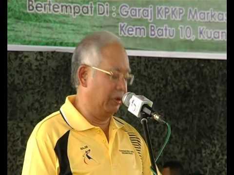 PM kata Rakyat perlu TERUS HORMAT & SANJUNG undang-undang negara