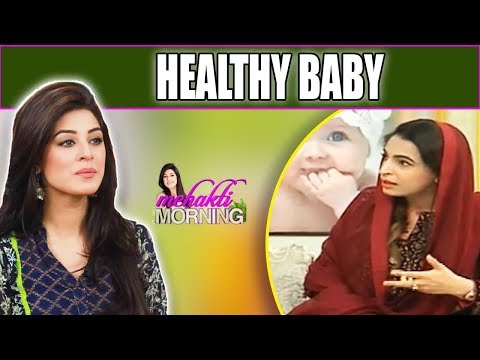 Mehekti Morning With Sundus Khan - 23 January 2018 - ATV