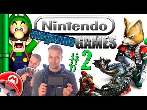 Noticias | Nintendo Magazine Games | Programa 2