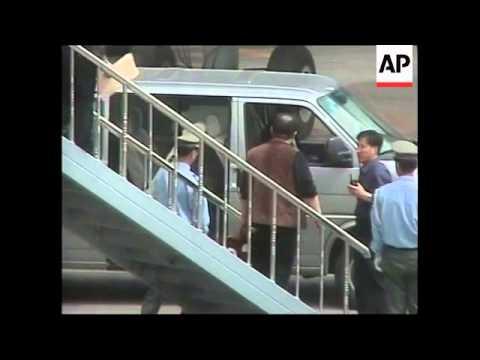 Man reported to be Kim Jong-nam arrives in Beijing