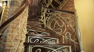 Кованая лестница(История создания здесь http://goo.gl/6CqkXj Кованая лестница Мы строим дома «под ключ», начиная с выбора участка,..., 2016-08-11T10:39:11.000Z)
