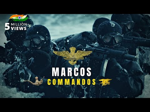 MARCOS Commandos    Selection & Training    Decoding Badges  (हिंदी)