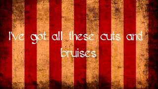 Watch All The Little Pieces Cuts And Bruises video