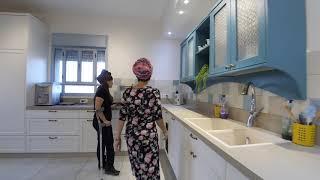 מתוך סדרת סרטונים ל׳בתים פתוחים׳ בדרום הר חברון עבור מועצה אזורית הר חברון  הילה ולילך