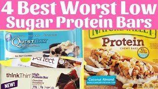 4 Best Worst Low Sugar Protein Bars | The Beta Switch | Jeans Diet | The Menopause Myth |