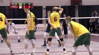 CIS Men39;s Volleyball Championship 2016 - Game 7 - Alberta vs Trinity Western 11_3_16