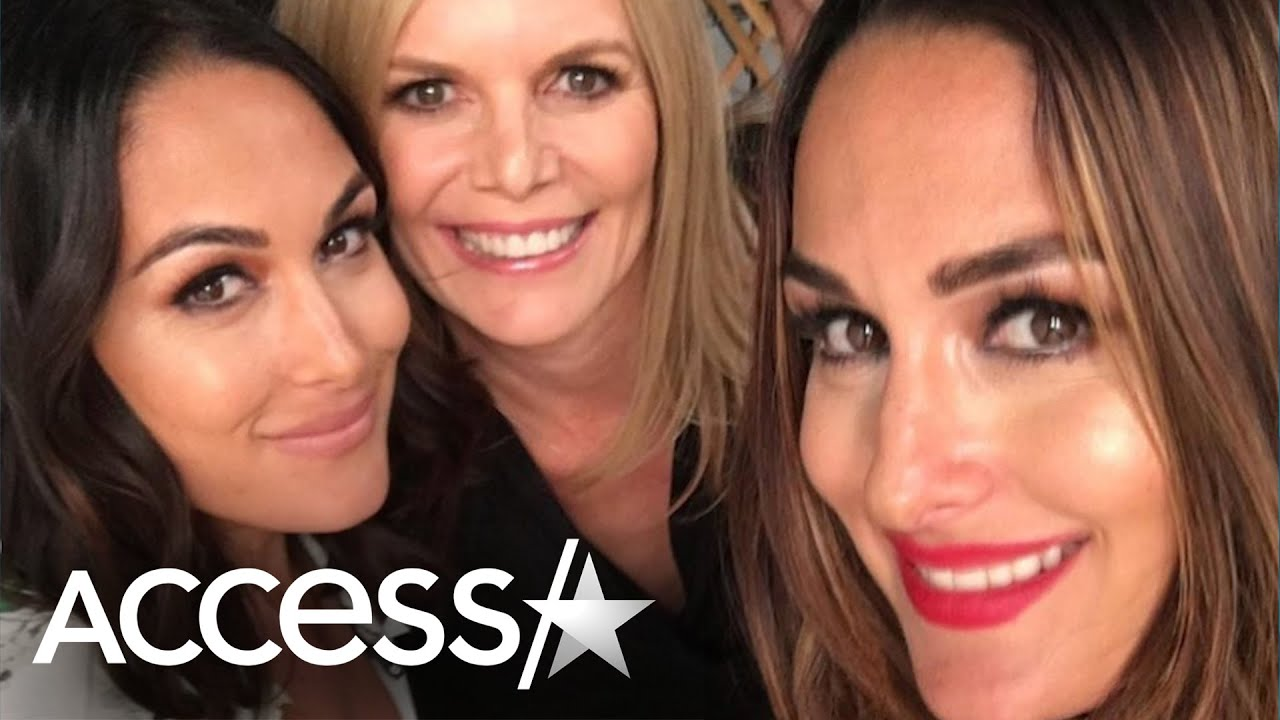 Nikki & Brie Bella Ask For Prayers As Mom Enters Brain Surgery