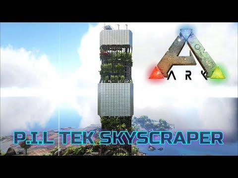 Ark survival evolved, Tek Skyscraper