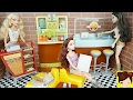 Muñecas que Mueven la Cara y Cambian Expresiones -  Cafeteria MyScene de Juguete de Titi