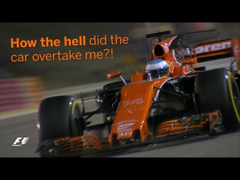2017 Bahrain Grand Prix: Best of Team Radio