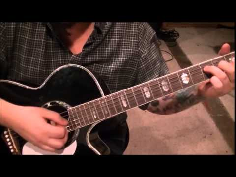 Roy Clark-Malaguena by Mike Gross on guitar(part 2 CVT Guitar Lesson)