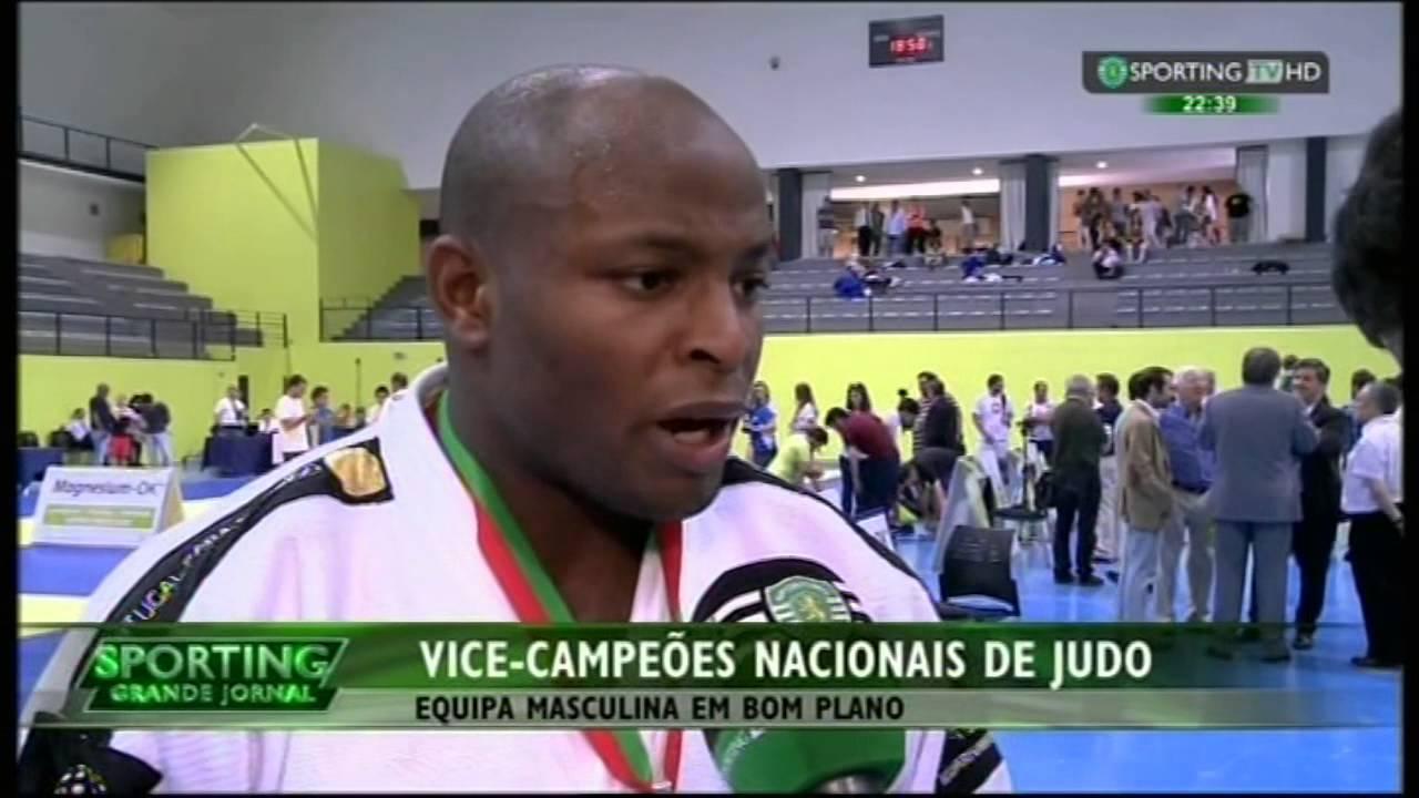 Judo :: Sporting Vice-Campeão Nacional em 06/06/2015