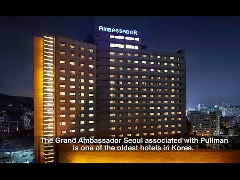 Samsung LYNK HMS Solution case study : Grand Ambassador Seoul associated with Pullman