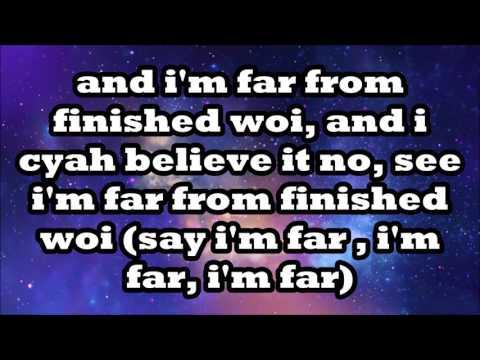 VOICE - FAR FROM FINISHED SOCA 2017 **LYRICS ON SCREEN**