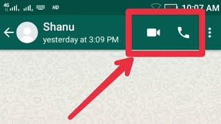 How To Disable Whatsapp Video Calling And Voice Calling In Andoird
