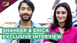 Shaheer Sheikh and Erica Fernandes Share Their Memories With India Forums | EXCLUSIVE