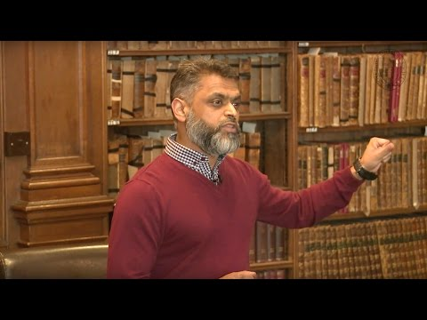 Moazzam Begg | Full Address and Q&A | Oxford Union