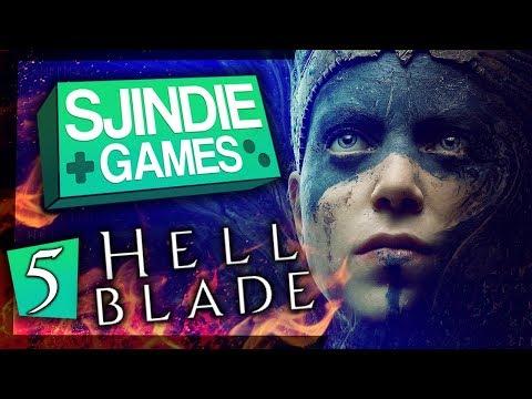 Hellblade #5 - M A C E B O Y
