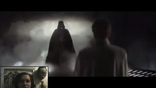 Funny Fox смотрит Трейлер #2 Изгой-один: Звёздные войны. Истории / Rogue One: A Star Wars Story