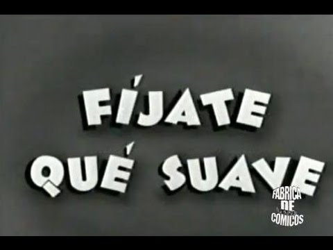 Ver PELICULA – FIJATE QUE SUAVE (1948) – (completa) en Español
