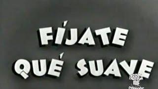 PELICULA - FIJATE QUE SUAVE (1948) - (completa)
